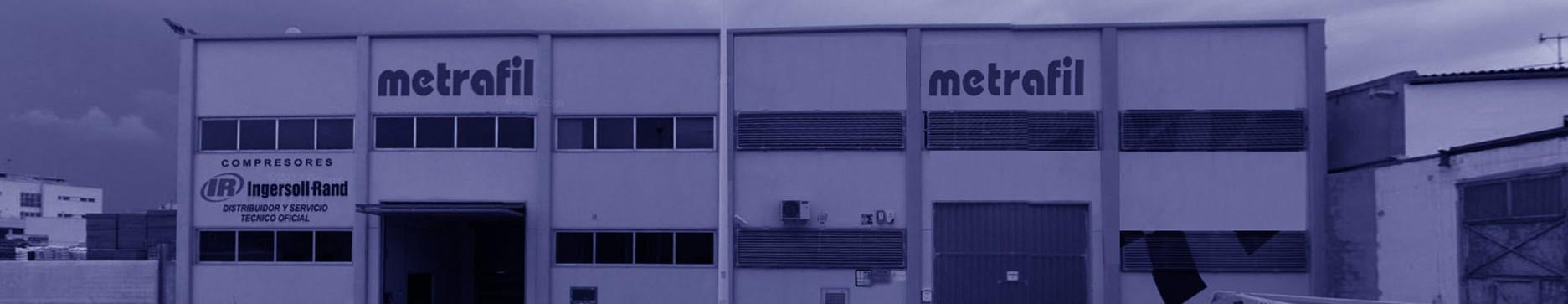 Compresores de aire - Sistemas de Aire Comprimido   Metrafil